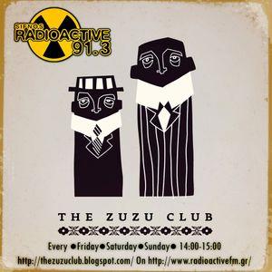 The Zuzu Club RadioActive Show 28-8-2015