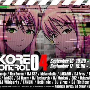 Allkore Riot Kontrol 04 livemix