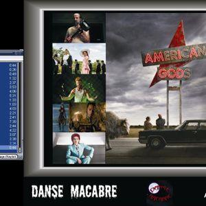 Danse Macabre (321 Izdanie) American Gods 4.7.2017
