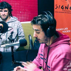Minuto 80 Radio - Programa #23 - Presentación de invitado