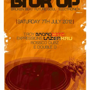 Bruk uP! Presents the Live Sessions Part Two. Bunny Bread & Afronaut