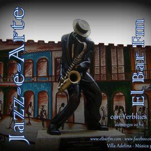Un Jazz-e-Arte del 11-08-2013 disímbolo, Katie y su soul, Johnny A y su buena incursión al Jazz.