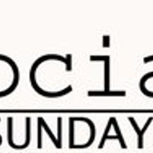 DJ Skiddle - Social Sunday's @ The Woods 7.3.11