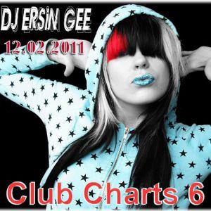 Ersin Gee @ Club Charts 6  12.02.2011