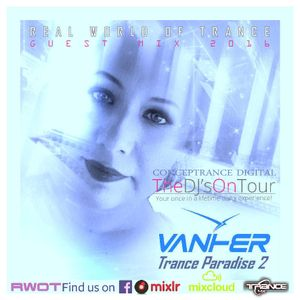 Real World Of Trance Pres. Vanher - Trance Paradise 2 (2016)