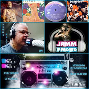 Sixty Minutes Of Classics - 11 januari 2017 - Jamm FM