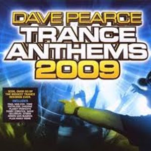 Dave Pearce Trance Anthems 2009 CD 3