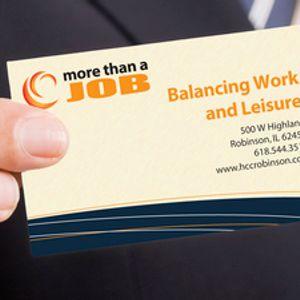 Balancing Work & Leisure - Audio