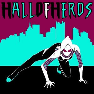 "Hall Of Heros #67 ""Comic Show on Dirt"""