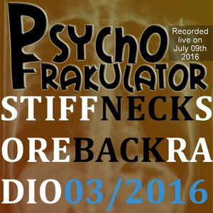 Stiff Neck, Sore Back Radio 2016/03