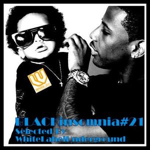 """BLACKinsomnia#21(Jazzy HipHop...Sounds like"""" A Curiosity of Jazzy HipHop"""")"""