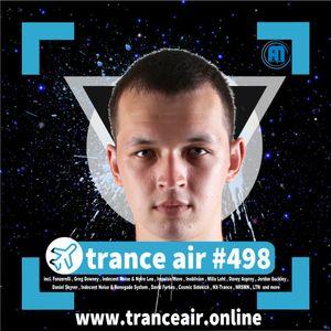 Alex NEGNIY - Trance Air #498 [ #138 special ]