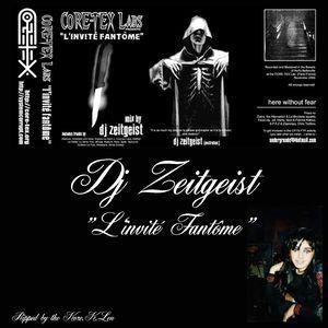 CRTXLP07 - L'invite Fantome [DJ ZEITGEIST]