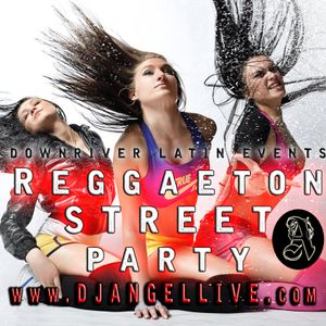 REGGAETON STREET PARTY