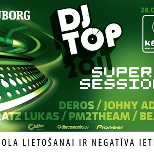 Live from DJ Top Super Session @ Club Kefirs (28.10.2011)