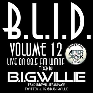 B.L.I.D. VOL.12 Live on Zentrip Radio 88.5 FM WMNF