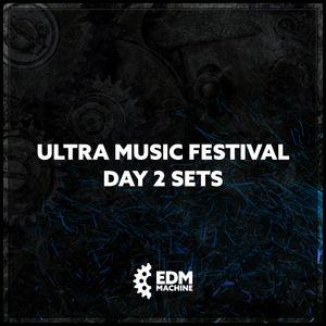 Nicky Romero Ultra Music Festival Miami 2017