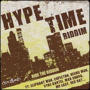 Hype Time Riddim Mix By DJ Sound & Facux