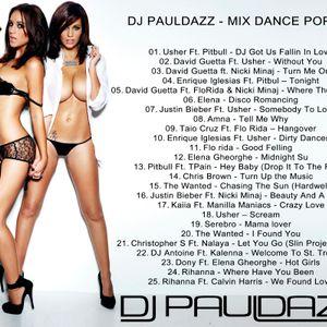 Dj Pauldazz - Mix Dance Pop 4