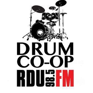Drum Co-Op on RDU presented by Barlu & Amble 05-10-12