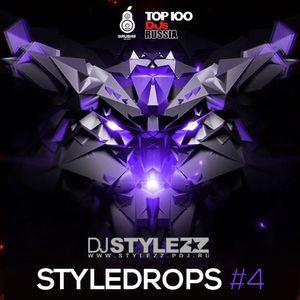 DJ Stylezz - StyleDrops #4 (January 2015)