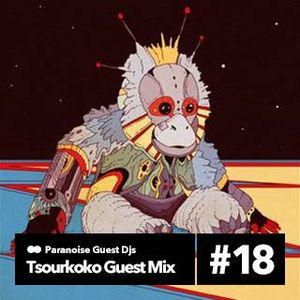 Tsourkoko guest mix on PRNZ