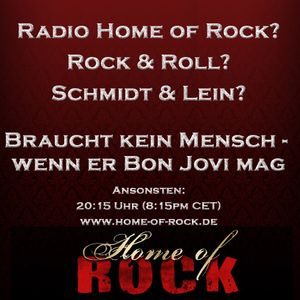 Rock & Roll with Schmidt & Lein - complete show from Friday, January 20th 2017