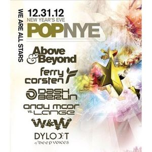 DJ WhistleR - POPNYE (To 2013 & Beyond Trance Mix)