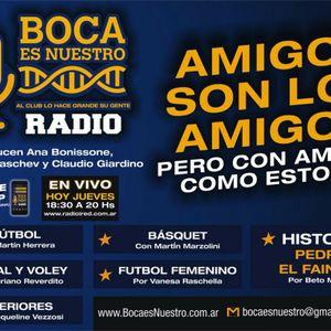 BOCA ES NUESTRO RADIO - PROGRAMA DEL 20-07-2017