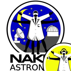 Launching Naked Astronomy