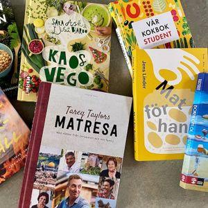 Nya kokböcker – vi läser och lagar