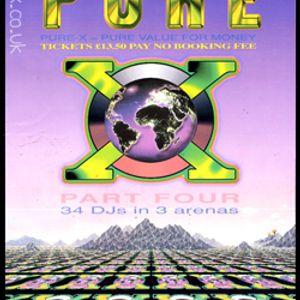 Dougal @ Pure X - Roadblock Tour Part 4 Que club Birmingham