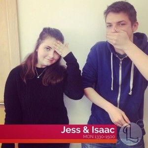 Jess and Isaac - Week 12
