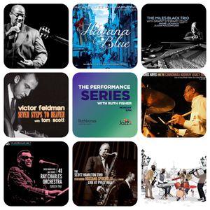 The Performance Series on JazzFM:  1 January 2018