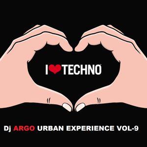 Dj Argo-Urban Experience Vol 9