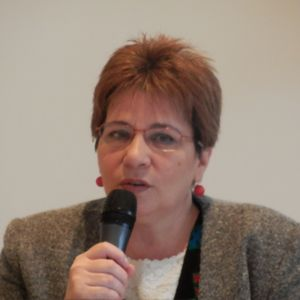 "Silvia Dumitrache, presedinta ADRI @Radio Romania International, ""Asociatii romanesti din lume"" 2013"
