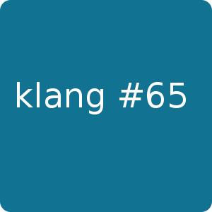 klang#65