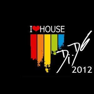 Dj.DG - I love HOUSE DeLUXE 1 (Right On! mix) 01 - 2011