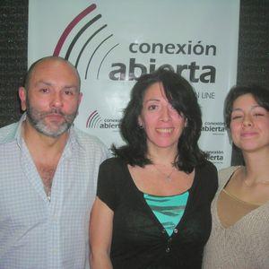 Entrevistas: Ana D´Anna - Marcos Montes - Mónica Santos