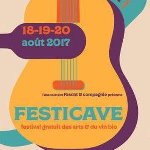 FESTICAVE 2017 Les 10 ans ! - Kaysersberg - Adrien Geschickt, programmateur du festival - RadioMNE