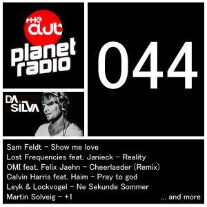 Planet Radio the Club #44 (DJ Da Silva) 07/2015 by DJ Da Silva