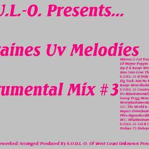 Migraines Uv Melodies Instrumental Mix #3
