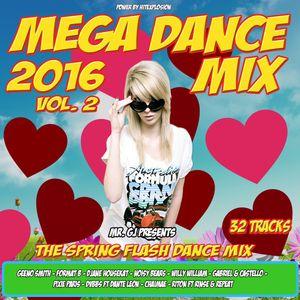 Mega Dance Mix 2016 Vol.2
