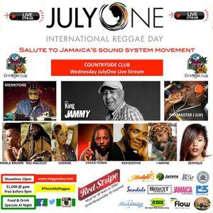 Mixmaster J interviews International Reggae Day CEO Andrea Davis on Mystic Radio