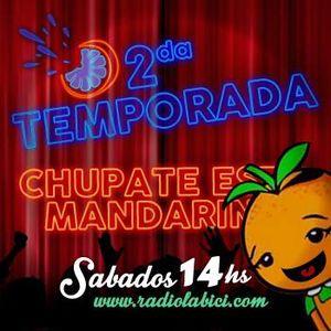 17mo programa 2da temporada chupate esta mandarina con Carla Neira y Tv Junkies 27-06-15