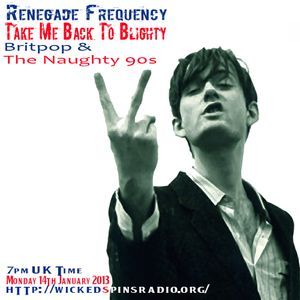 Renegade Frequency - Take Me Back to Blighty