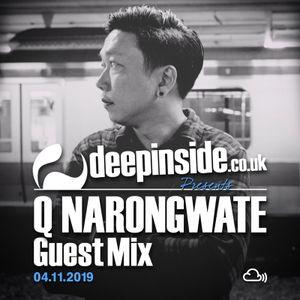 Q NARONGWATE is on DEEPINSIDE #02