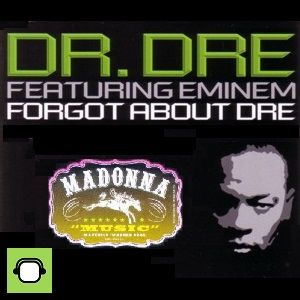 Madonna vs Dr Dre - Forgot about Music (rrremix mashup)
