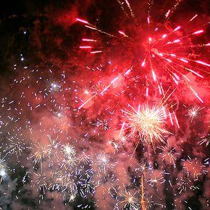 'Fireworks' DnB Mix