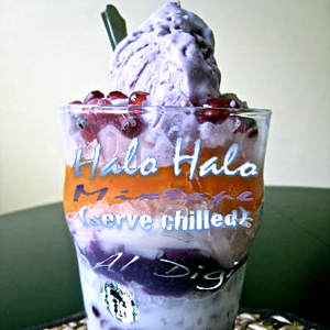 Halo Halo Mixtape (Served Chilled)